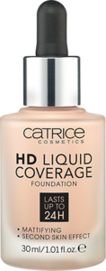 CATRICE HD LIQUID COVERAGE FOUNDATION 010