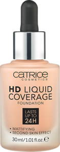 CATRICE HD LIQUID COVERAGE FOUNDATION 020