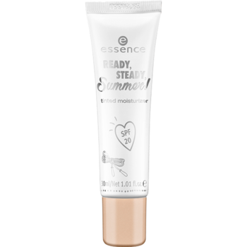 ESSENCE READY STEADY SUMMER TINTED MOISTURIZER 01 THEY SEE ME ROLLING I´M SKATING