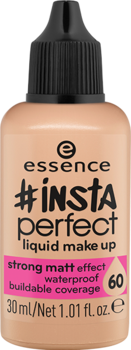 ESSENCE INSTA PERFECT LIQUID MAKE UP 40 PRETTY BEIGE