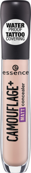 ESSENCE CAMOUFLAGE+ MATT CONCEALER 10 LIGHT ROSE