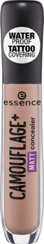 ESSENCE CAMOUFLAGE+ MATT CONCEALER 30 LIGHT HONEY