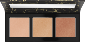 CATRICE LUMINICE HIGHLIGHT & BRONZE GLOW PALETTE 020 FEEL GOLD