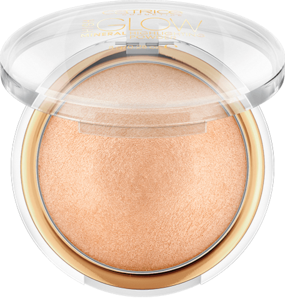 CATRICE HIGH GLOW MINERAL HIGHLIGHTING POWDER 030 AMBER CRYSTAL