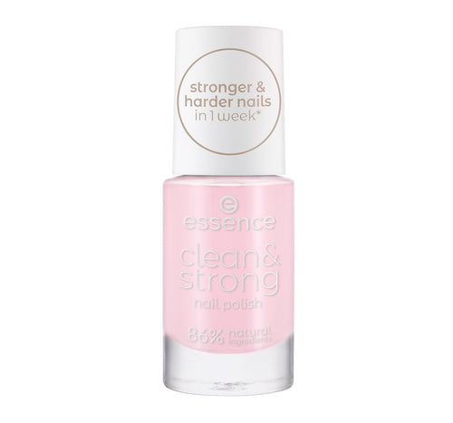 essence clean & strong nail polish 01