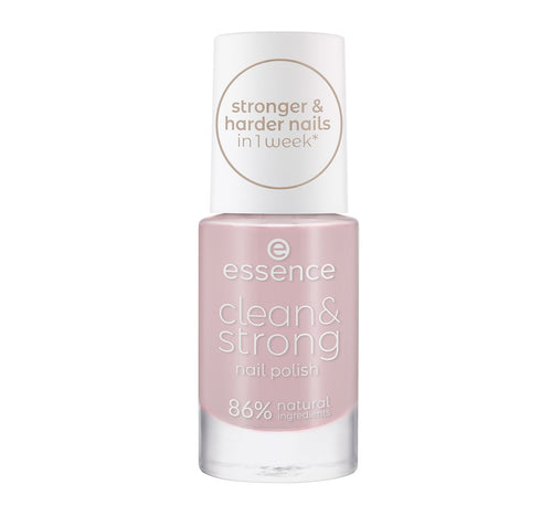 essence clean & strong nail polish 02