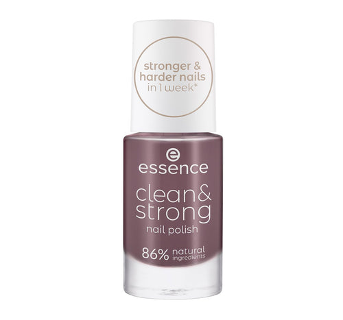 essence clean & strong nail polish 07