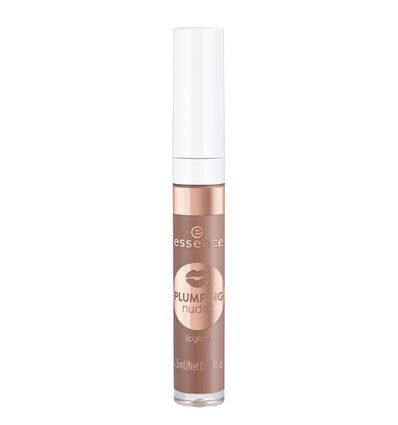 essence plumping nudes lipgloss 02