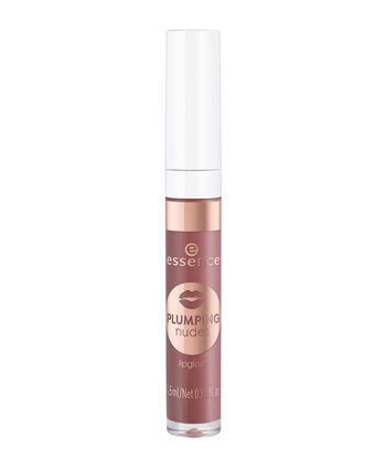 essence plumping nudes lipgloss 05