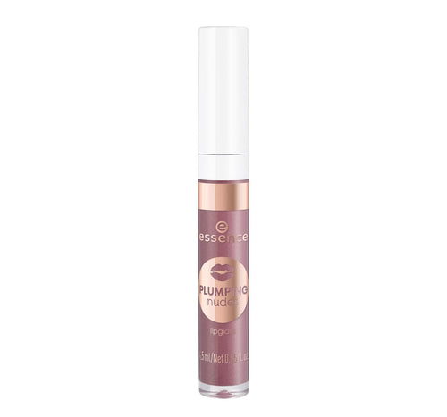 essence plumping nudes lipgloss 07