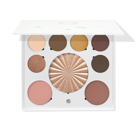 colourpop ornate shadow palette