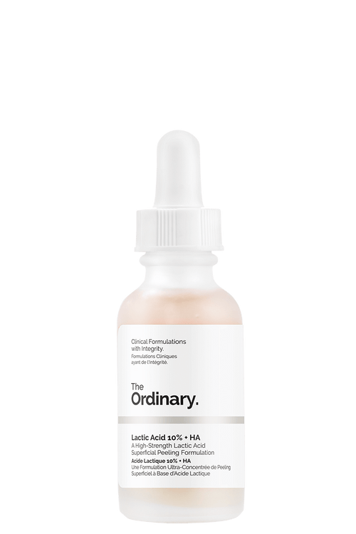 The Ordinary Lactic Acid 10% + HA 2% - 30ml