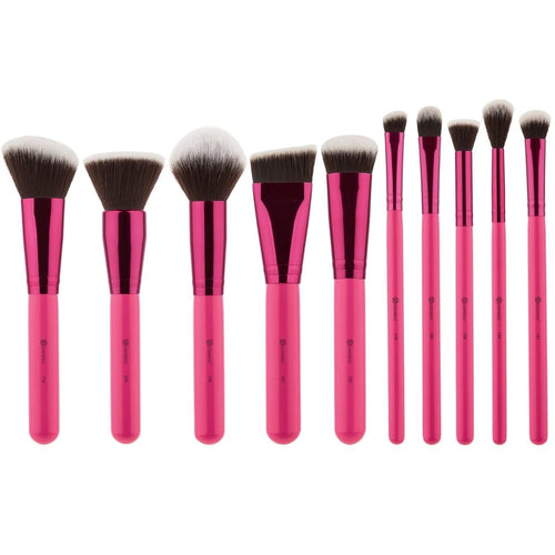 BH COSMETICS SCULPT AND BLEND FAN FAVES BRUSH SET