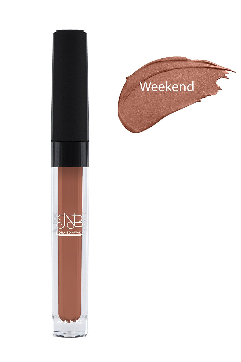 Nora Bo Awadh Weekend Liquid Lipstick