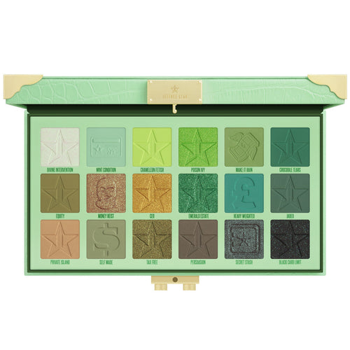 JEFFREE Blood Money Palette