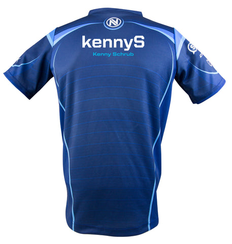 kennyS Blue Jersey