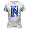 TEAM ENVYUS Boys In Blue V-Neck Shirt