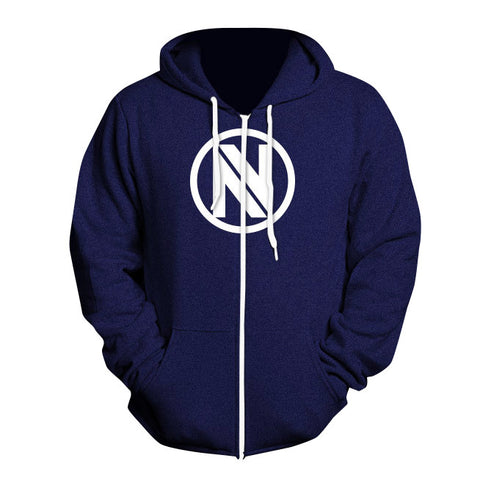 TEAM ENVYUS Zip-Up Hoodie