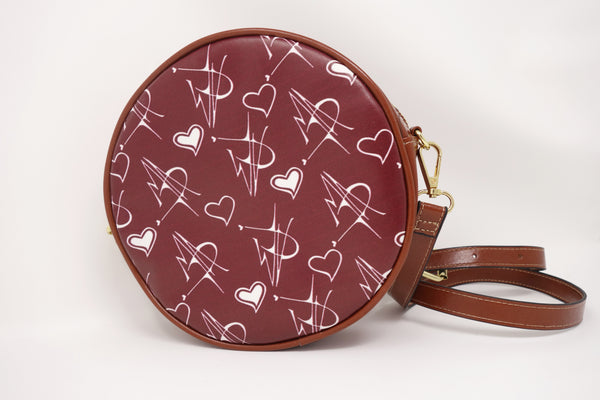 New* Round Shoulder Purse