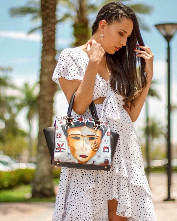 Miami Fashion Blogger & Frida