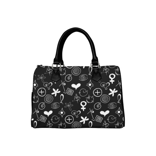"""MAD Symbols"" Boston Handbag - Livin' the MAD Life"