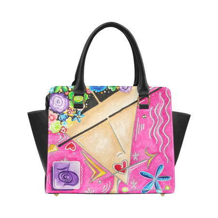 """The Artist"" Small Tote"