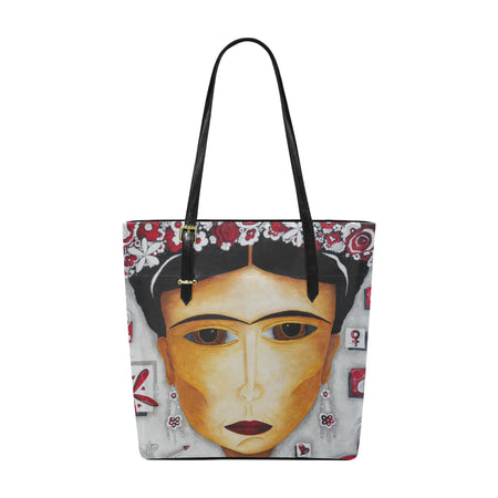 """Power & Strength"" Small Tote"