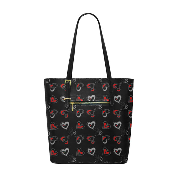 """Power & Strength"" Small Tote - Livin' the MAD Life"
