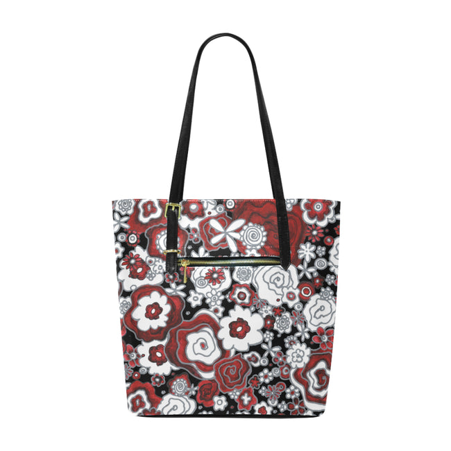 """Frida Flowers"" Small Tote - Livin' the MAD Life"