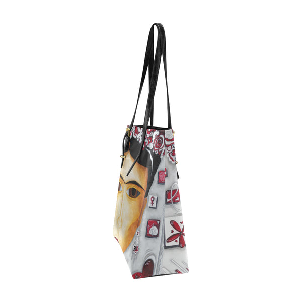 """The Artist"" Small Tote - Livin' the MAD Life"