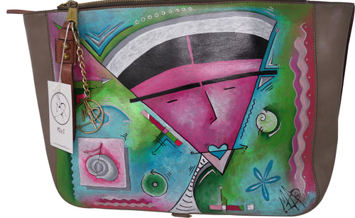 Frida Khalo Vintage Chloe Purse - Livin' the MAD Life