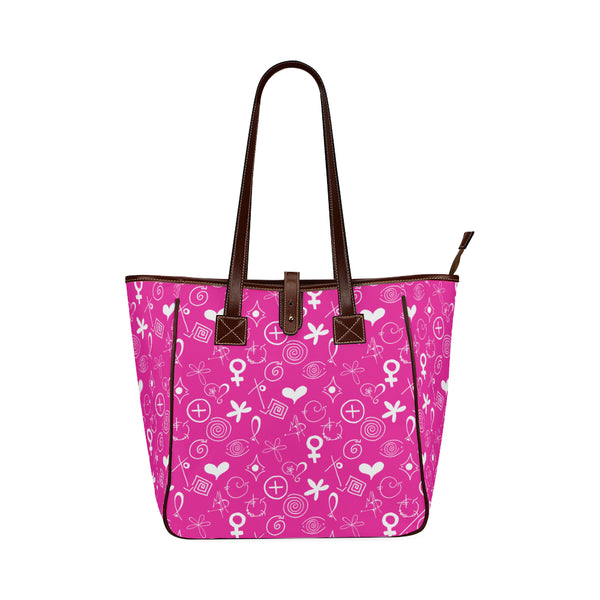 """MAD Symbols"" Travel Tote - Livin' the MAD Life"