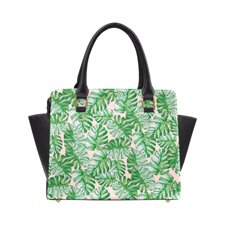 """Summer Treat"" Pleather Tote Bag"
