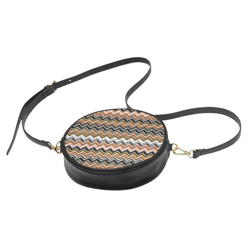 """MAD Day"" Round Shoulder Purse - Livin' the MAD Life"