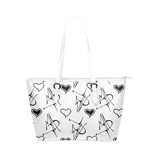 MAD Logo Pleather Tote Bag/Large - Livin' the MAD Life