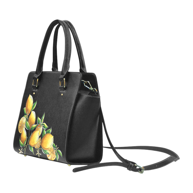 """Summer Citrus"" Classic Handbag - Livin' the MAD Life"