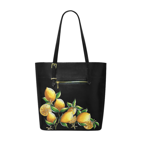 """Summer Citrus"" Tote - Livin' the MAD Life"