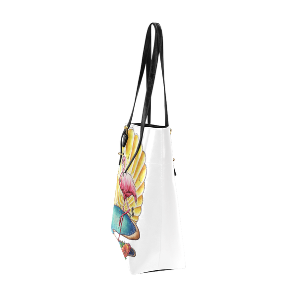 """Tropical Paradise"" Tote Bag - Livin' the MAD Life"