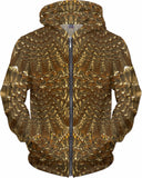 Gold Warf Seashell - Gold Collection - Hoodie - AWAB by OvahFx