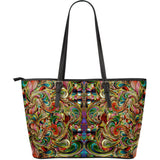 Glass Collection Fx - Large Leather Tote