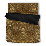 Gold Collection Fx - Black Duvet Cover
