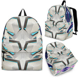 White Trance Fx   - Backpack