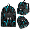 Black and Blue Trance Fx - Backpack