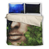 Designed Collection Fx - Black Duvet Cover - Peek into Paradise