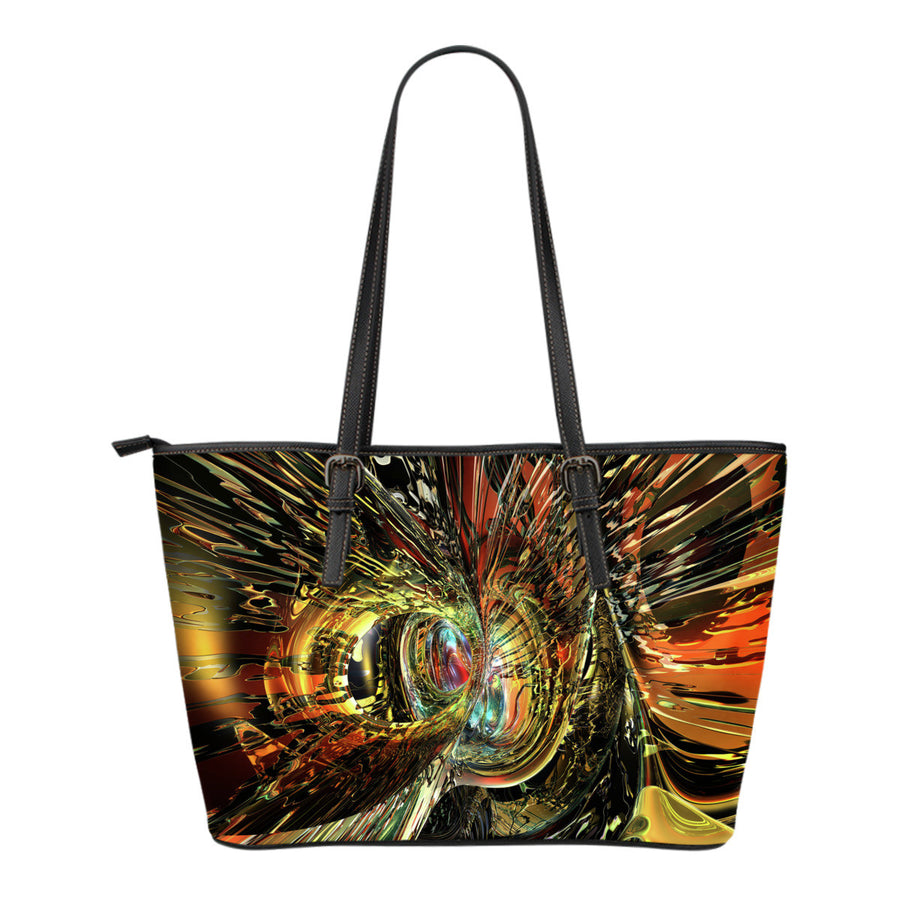8b0b1b4d19608a Bag Collection - Leather Tote - Small - A.WAB by O.VAHFX