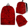 Escherz in Red Fx - Backpack