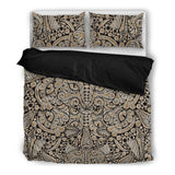 Glass Collection Fx - Black Duvet Cover - Cats Eye Fx