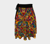 Glass Collection Fx - Kimo Wrap Skirt