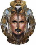 Gender Queen - Ft Ct Hedden - Unisex Hoodie