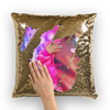 Danny Beard  Sequin Cushion Cover